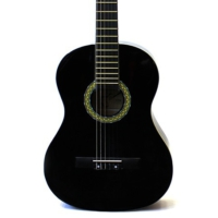 Almira MG917-BK 4/4 Klasik Gitar