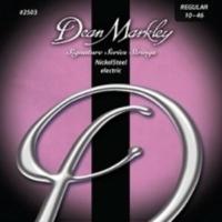 Dean Markley Nickel Steel Regular 2503 (10-46) - Elektro Gitar Teli