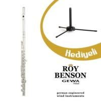 Roy Benson FL-402E Yan Flüt
