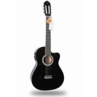 Miguel Angela MA160 3/4-BK Klasik Gitar