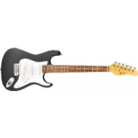 Jay Turser JT-30-BK 3/4 Elektro Gitar
