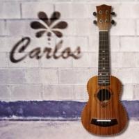 Carlos U600 Soprano Ukulele