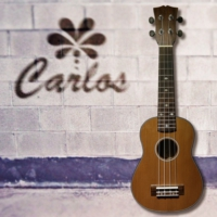 Carlos U80 Soprano Ukulele