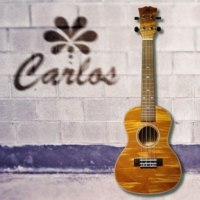 Carlos U550C Concert Ukulele