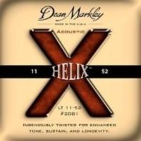 Dean Markley Helix 2081 (11-52) - Light Akustik Gitar Tel Seti