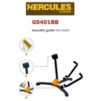 Hercules GS401BB Akustik Gitar - Klasik Gitar Mini Stand (Çantalı)