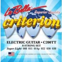 La Bella C200TT Elektro Gitar Teli