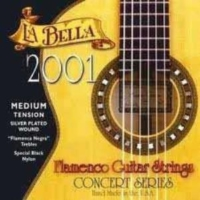 La Bella 2001FHT Flemenko Gitar Teli