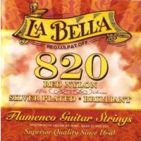 La Bella 820 Flamenko Gitar Teli