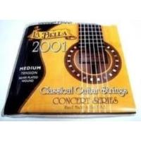 La Bella 2001MD Klasik Gitar Teli