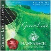 Hannabach Green Line 8887 MT Klasik Gitar Teli