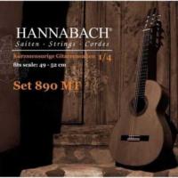 Hannabach 890 MT14 1/4 Klasik Gitar Teli