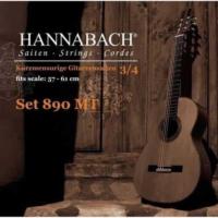 Hannabach 890 MT34 3/4 Klasik Gitar Teli