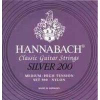 Hannabach 900 MHT Klasik Gitar Teli