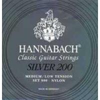 Hannabach 900 MLT Klasik Gitar Teli
