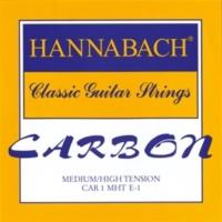 Hannabach CAR8MHT Klasik Gitar Teli (Alt 3′lü Set)