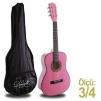 Klasik Gitar Junior MRC87PNK (KILIF HEDİYE) Donizetti