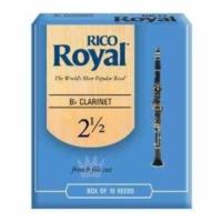 D'Addario Woodwinds Royal RCB1025 Bb Klarnet Kamışı No:2,5