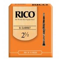 Rico RCA1025 Sib Klarnet Kamışı No:2,5