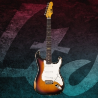 Esp Ltd LST203R3TB Elektro Gitar
