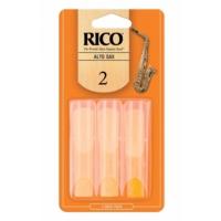 Rico RJA0320 Alto Sax Kamışı No:2 3'lü Paket