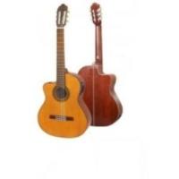 Miguel Angela MA195CE-LH Solak Elektro Klasik Gitar