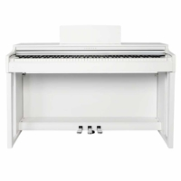 Yamaha Clavinova CLP525WH Mat Beyaz Dijital Piyano