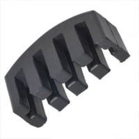 Carlovy CVMB Siyah Plastik Keman Sürdini