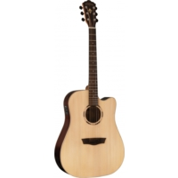 Washburn Woodline 20 Serisi WLD20SCE - Elektro Akustik Gitar
