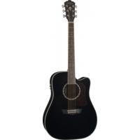 Washburn Heritage 10 Serisi HD10SCEB - Elektro Akustik Gitar