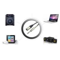 D-Cable Trs-Erkek Xlr 5 Mt Lıne Kablo 6020