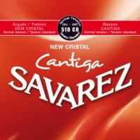 Savarez 510Cr Cantiga Crystal Rouge - Normal Tansiyon Klasik Gitar Teli