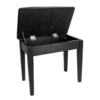 Altamara Pb-106Bk Sandıklı Piyano Taburesi Siyah