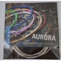 Aurora Beyaz Saz Teli 0,20 Uzun Sap Bağlama