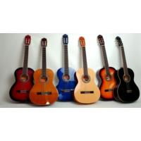 Nevada Ac965 - 39'' Klasik Gitar (Mavi)