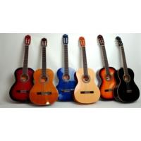 Nevada Ac965 - 39'' Klasik Gitar (Siyah)