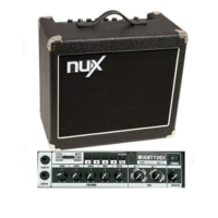 Nux Mighty 30 - 30W Küp Dijital Elektro Gitar Amfi