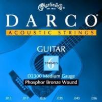 Martin D2300 13-56 Akustik Gitar Teli Darco Phosphor Bronze (Medium)