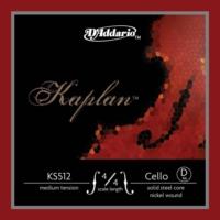 Daddarıo Ks512 Çello Tel Kaplan Solution Cello D-Re