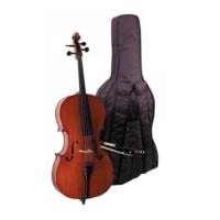 Valencia Ce160F12 Cello +Kılıf+Yay .1/2 Sunburst