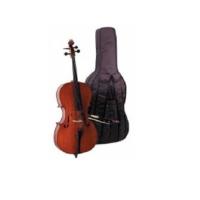Valencia Ce160F14 Cello +Kılıf+Yay .1/4 Sunburst