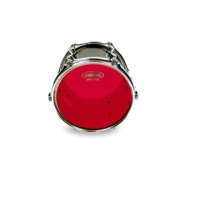 Evans Tt14Hr Deri 14 Hydraulic Tom Clear Yağlı Kırmızı Çift Kat (14 Mil)
