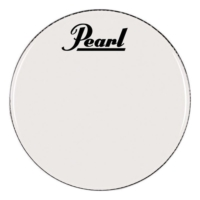 Pearl Br 1226 Pl 26'' Smooth Whıte Marchıng Bass Head