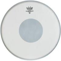 Remo Cs-0114-10- Batter Controlled Sound Coated 14 Diameter Black Dot On Bottom