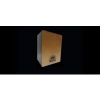 Natal Cjan-L-Sw-Bn Siyah Cajon Natural Panel Siyah Logo