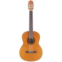 Martinez Mcg-48C Klasik Gitar Preliminary Serisi Masif Sedir Ön, Sapale Yan Ve Arka, Rw Klavye