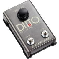 Tc Helicon Ditto Mic Looper Vokal Efekt Pedalı