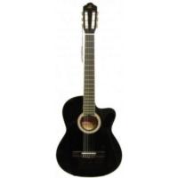 Torres Trs01-Cblk Siyah Klasik Gitar