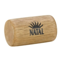 Natal Wtusk-L Wood Tube Large Shaker Shaker