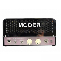 Mooer Gh10 Little Monster Ac Vacuum Tube Mini Gitar Amplisi